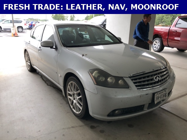 Pre Owned 2006 Infiniti M35 Sport 4d Sedan In Brownwood M107131t